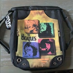 The Beatles backpack